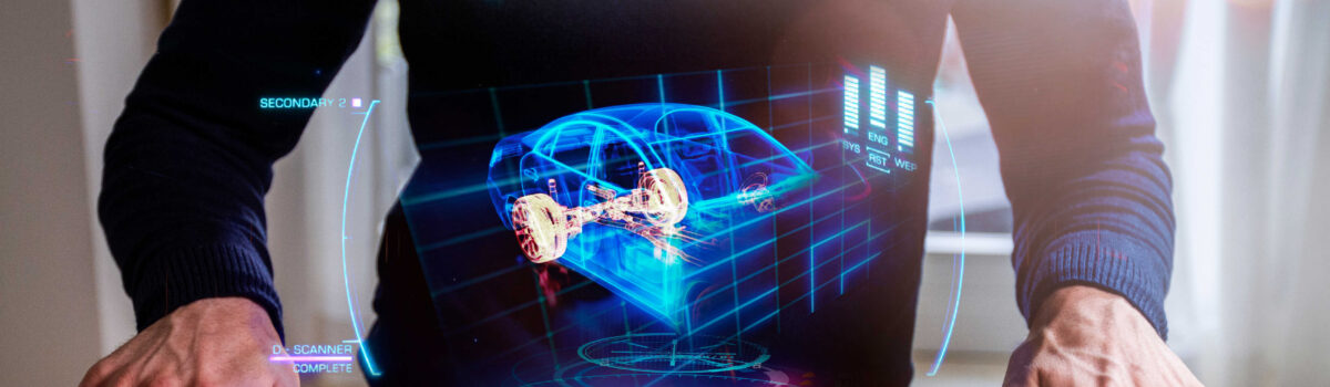 Blockchain is becoming more mainstream with leading vehicle manufacturers using it to get a technological advantage over its competitors